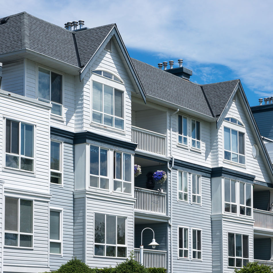 Home Inspectors perform inspections on condominiums