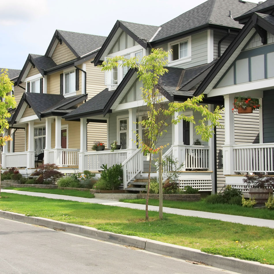 Home Inspectors perform inspections on Townhomes